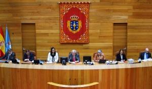 Foto Pleno 13 abril Declaración Institucional